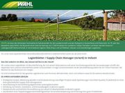 Logistikleiter Supply Chain Manager m
