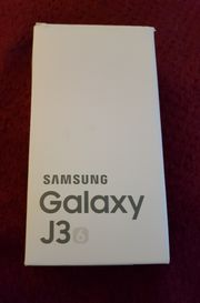 Samsung Galaxy Black J3