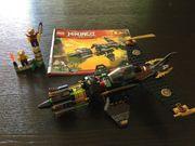 Lego Ninjago 8 Sets zusammen