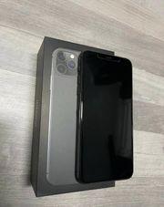 iPhone 11 Pro 256GB Schwarz