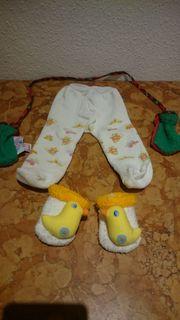 Baby Born Socken Handschuhe und