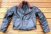 Langlitz Cascade Bike Leather Jacket