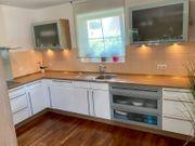 Einbauküche Nobilia mit Küchengeräten