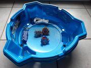 Beyblade Burst Arena blau mit