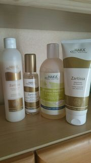 Haka Haut- Haarpflegeprodukte