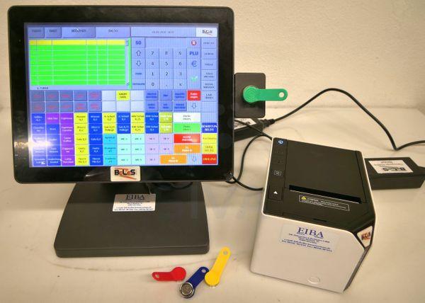 Beles 12Z Kassensystem Computerkasse Touchscreen