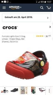 crocs ge 23 24 cars