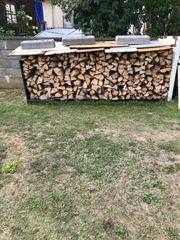 Brennholz Stammholz 1-3 Ster Ofenfertig