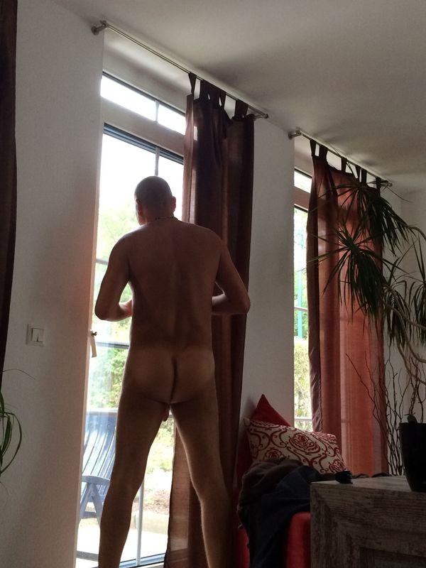 Nacktputzer oder Nackthandwerker nur für
