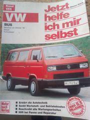 REPARATURHANDBUCH VW T3 JETZT HELFE