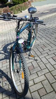 Herren Trekking Fahrrad 26 Zoll
