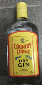 Country Lodge Dry Gin 0