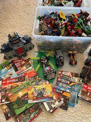 Legosammlung verschiedene Sets