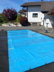 Pool-Abdeckung
