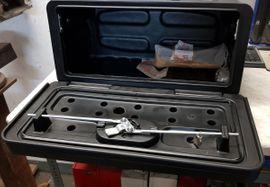Anhänger, Auflieger - Staubox für Anhänger