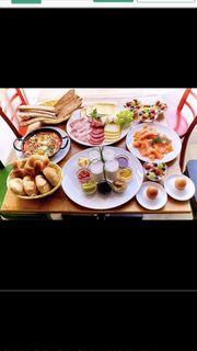 Ein Frühstück wie du es