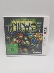 Nintendo 3DS Teenage Mutant Ninja