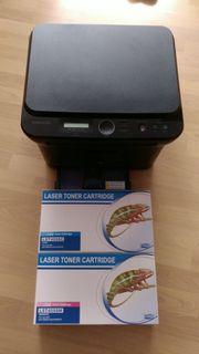 Samsung Farblaserdrucker CLX 3175