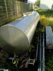 Edelstahltank ca 2000 Liter
