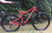 Specialized Epic FSR Comp Rh-XL