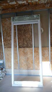 Balkontür 3-fach vergl Schüko Rollladen