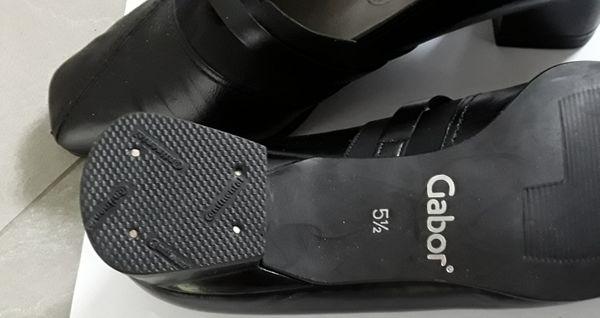 Gabor Leder Pumps Gr 5