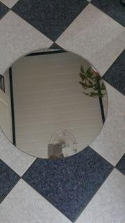 Garderobenspiegel rund Badezimmer Wandspiegel Spiegel