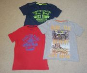 Auswahl 3 T-Shirts Gr 146152