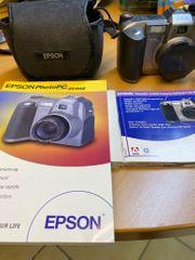 Digitalkamera EPSON Photo PC 3100Z
