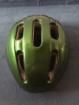 Fahrradzubehör, -teile - Fahrradhelme KED 3 St silber