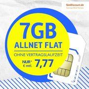 Allnet Flat 7 GB nur