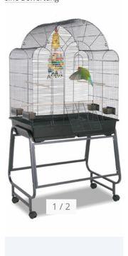 Vogelkäfig Memphis 3 gebraucht - guter