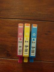 Original HP Druckpatronen 364 XL