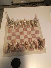 Schachspiel Set
