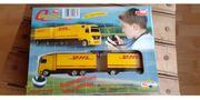 NEU DHL Mini Truck Ferngesteuert