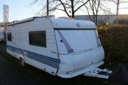 Hobby Exclusive 560 UF Wohnwagen