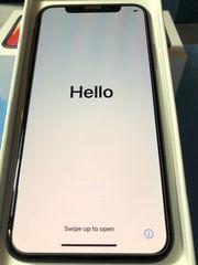 iphone x 256 GB Schwarz
