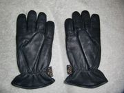 Marken Leder Handschuhe BGM Gr