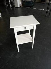 Tisch Nachttisch Beistelltisch Ablagetisch Hemnes