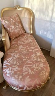 Sofa Recamiere Ottomane französischer Stil