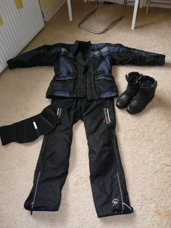 Motorrad Bekleidung In Komplette Roller Mit Stiefel b7f6gYyv