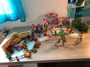 Playmobil Obst- u Gemüseladen Tierhandlungen
