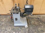 Langlochbohrmaschine Felder FD250 mit Stemmeinrichtung