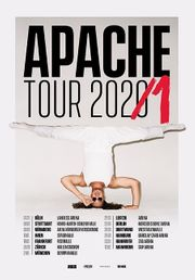 Apache 207 Tickets Hamburg