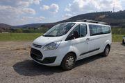 Ford Transit - ausgebauter Camper - Stauraumwunder -