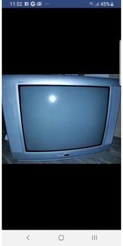 zu verschenken TV 70erMarke Thompson