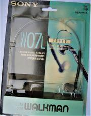 Sony MDR-W07L Kopfhörer Headphones NEU