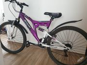 26 Zoll Mountainbike Fully Dunlop