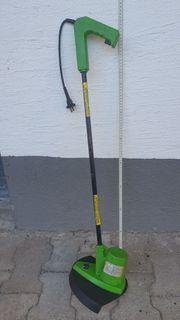 Rasentrimmer grün von Westfalia