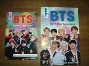 2 Bücher BTS Die K-Pop